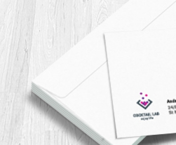 Envelope Printing In Paschim Vihar