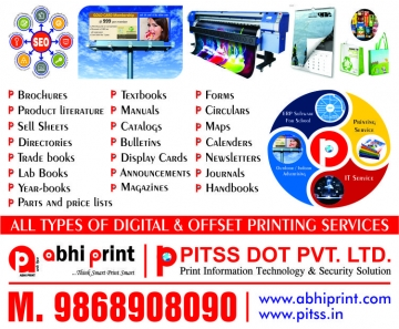 Offset Printing company