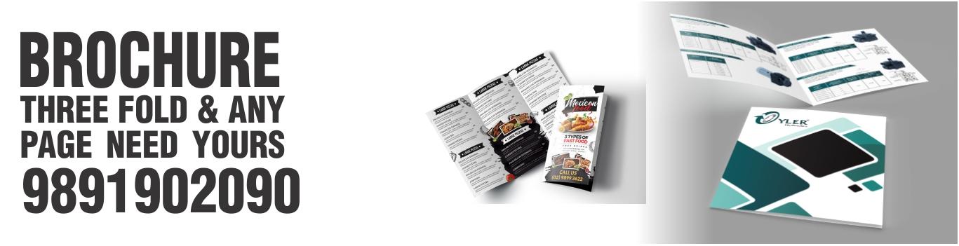 Brochure Printing,  Online Brochure Maker, Brochure Design Templates